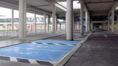 Parking de pago de Son Espases