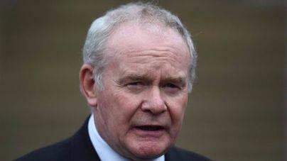 Fallece Martin McGuiness, histórico líder del IRA