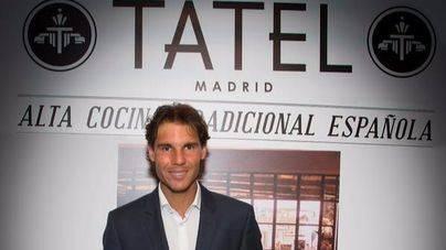 Rafa Nadal abre restaurante con Enrique Iglesias y Pau Gasol