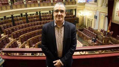Yllanes es diputado de Podem en el Congreso