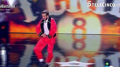 Un 'troleo' de Forocoches hace ganador de 'Got Talent' a un bailarín de risa
