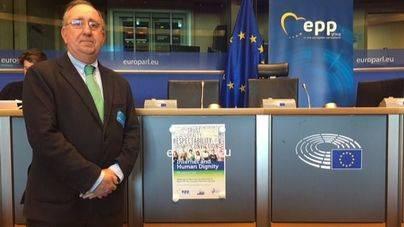Foro de la Familia reclama en Bruselas mayor protección de la maternidad en Balears