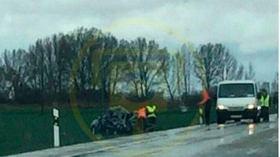 45 jubilados del Imserso de Palma salen ilesos de un accidente con tres muertos en Palencia