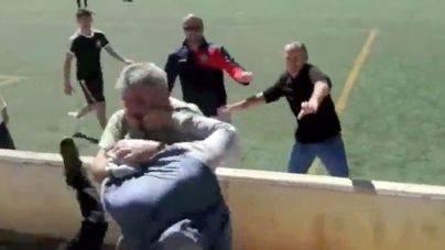 Un policía que presenció la pelea de Alaró dice que los implicados están