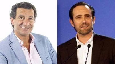 Biel Company y Jose Ramón Bauzá aspiran a liderar el Partido Popular de Balears los próximos años
