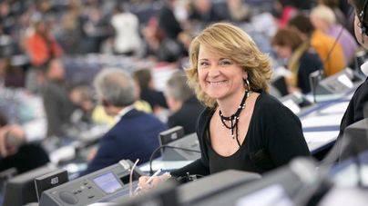 Rosa Estaràs es eurodiputada del PP