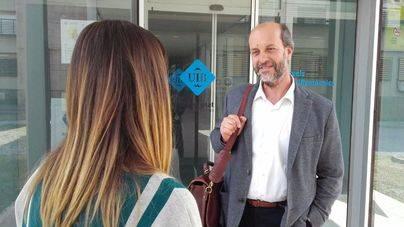 Antonio Díaz, director de Operaciones del FIPSE en la UIB