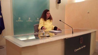 Pilar Costa es consellera de Presidència y portavoz del Govern