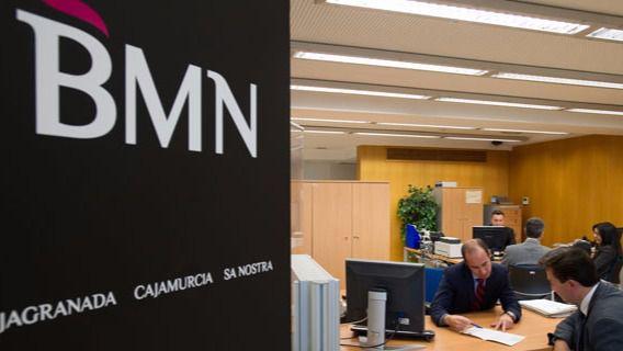 Bmn registra p rdidas de 39 millones en 2016 por for Bmn clausula suelo 2016