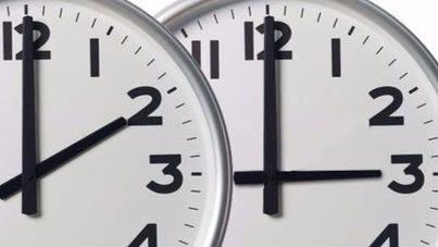 Recomendaciones para evitar trastornos en el cambio horario