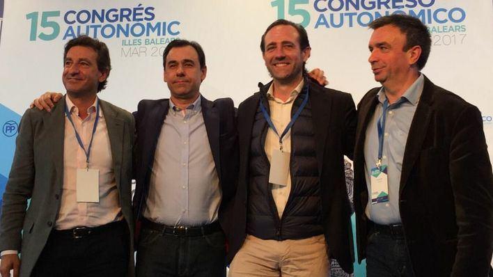 Company, Martínez-Maíllo, Bauzá y Vidal