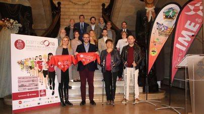 Palma acoge la 'II Marxa per la Igualtat Nordic Walking'