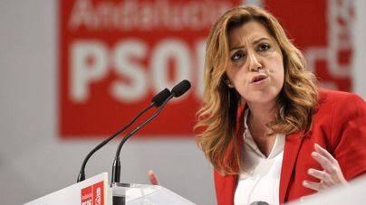 Armengol es la única presidenta socialista ausente del acto de presentación de Susana Díaz