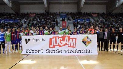 El Alaró infantil invitado por el Palma Futsal