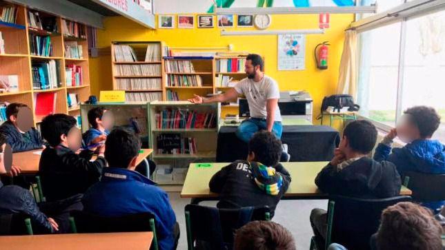Educació encarga un informe sobre la charla de Valtonyc en un instituto