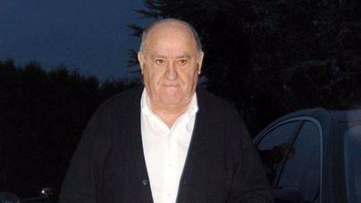 Amancio Ortega es dueño y fundador de Inditex