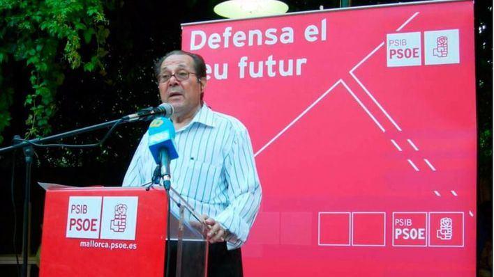 Muere Paco Ferrer, mítico socialista y sindicalista de Palma
