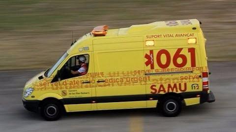 Las ambulancias del 061 de Mallorca irán a huelga a partir del 10 de abril si no se cumple el convenio