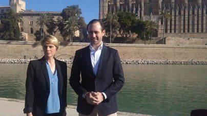 Aguiló y Bauzá preparan candidaturas para los congresos del PP de Palma y Menorca