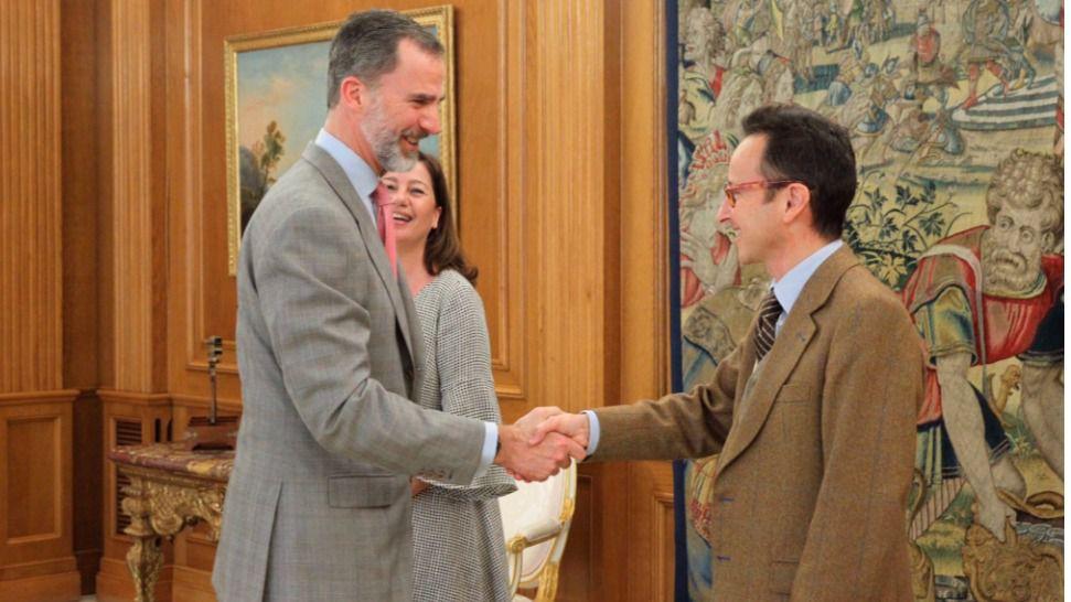 La familia Miró cederá 12 esculturas de bronce para que sean expuestas en los jardines de Marivent