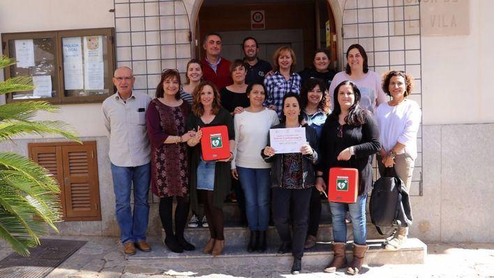 Sencelles se convierte en municipio cardioprotegido