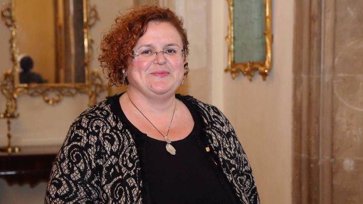 Ruth Mateu ha sido consellera de Transparencia i Cultura