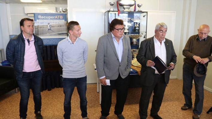 El Atlètic Balears presenta los actos conmemorativos