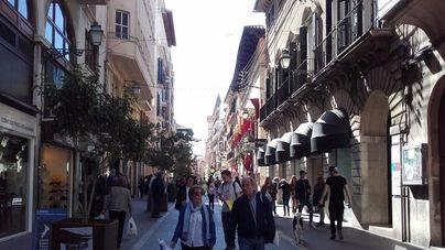 Temor entre los turistas que tienen alquilado un piso en Palma este verano por el anuncio de Noguera