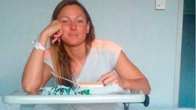 Melanie Costa, ingresada por un neumotórax