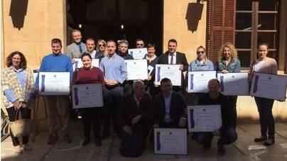31 empresas de Santanyí reciben la distinción de calidad turística