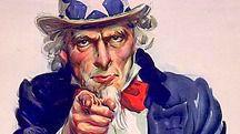 El póster del 'Tío Sam' cumple 100 años
