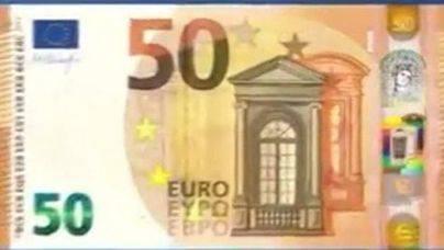 El nuevo billete de 50 euros ya circula