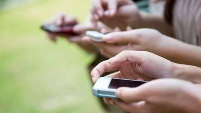 1 de cada 20 españoles es adicto al móvil