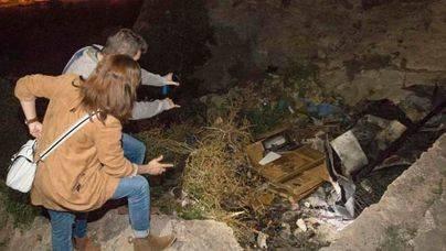 Detenido un joven de 17 años como presunto autor del incendio de Almería