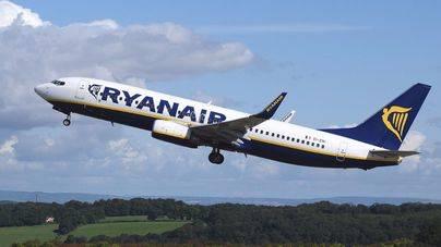Ryanair prevé aumentar en medio millón sus pasajeros a Palma