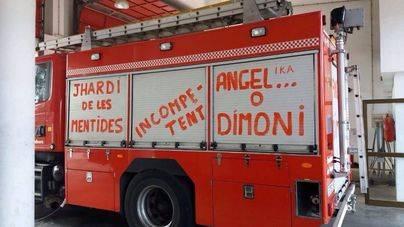 Los bomberos: