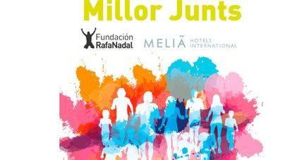 Nace en Palma la carrera solidaria 'Millor Junts'