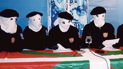 ETA declara que 'ya es una organización desarmada'