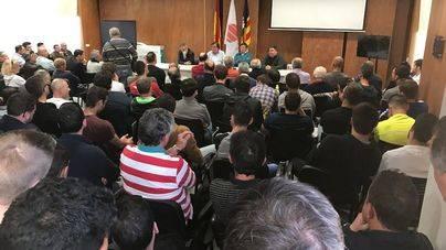 La Federación apoya a los árbitros en pedir penas duras en casos de violencia
