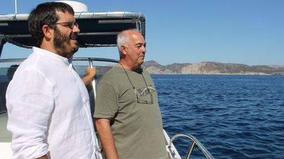 Denuncian la incompatibilidad del director de Pesca del Govern por tener una empresa del sector