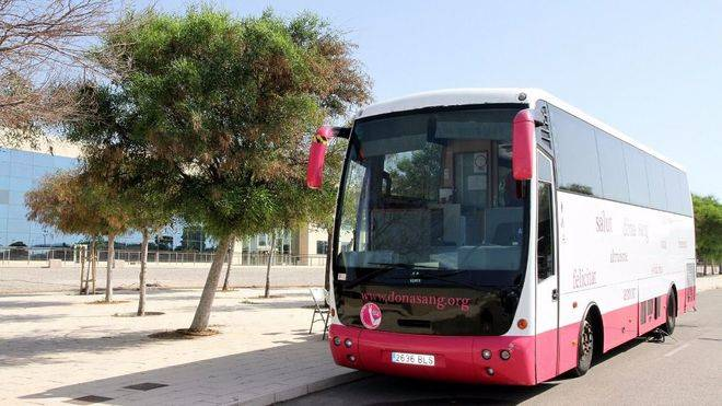 Personal de Endesa participa en campaña de donación de sangre