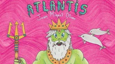 Joan Miquel Oliver publica 'Atlantis'