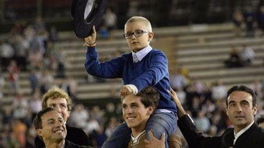 Fallece de cáncer Adrián Hinojosa, el niño que quería ser torero