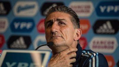 La AFA despide a Bauza como seleccionador argentino