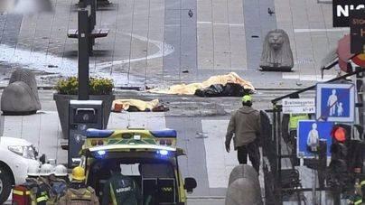 El detenido por el atentado de Estocolmo admite la autoría del ataque