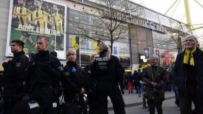 Alemania busca un posible vínculo islamista con las explosiones de Dortmund