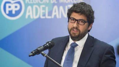 La presidenta de la Asamblea propone a López Miras para presidir Murcia