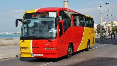 El Govern planea cobrar 10 € en el bus del aeropuerto a zonas turísticas