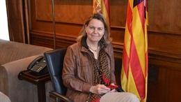 María Salom, Delegada del Gobierno en Balears