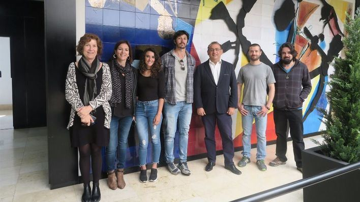 Calvià pone en marcha 'Escolart', una iniciativa de arte urbano